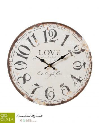 Orologio da parete Vintage Ixia