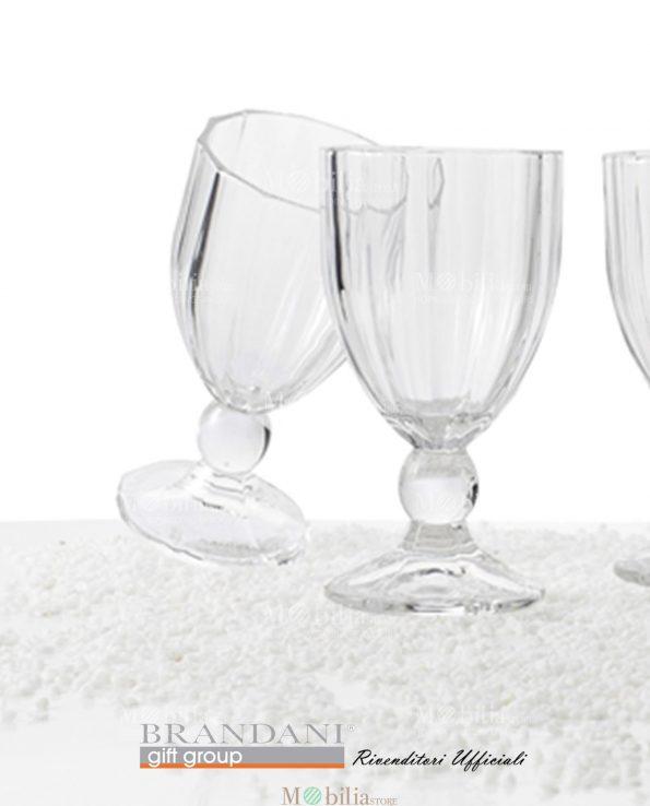 Bicchieri Calici Raggio di Sole Brandani