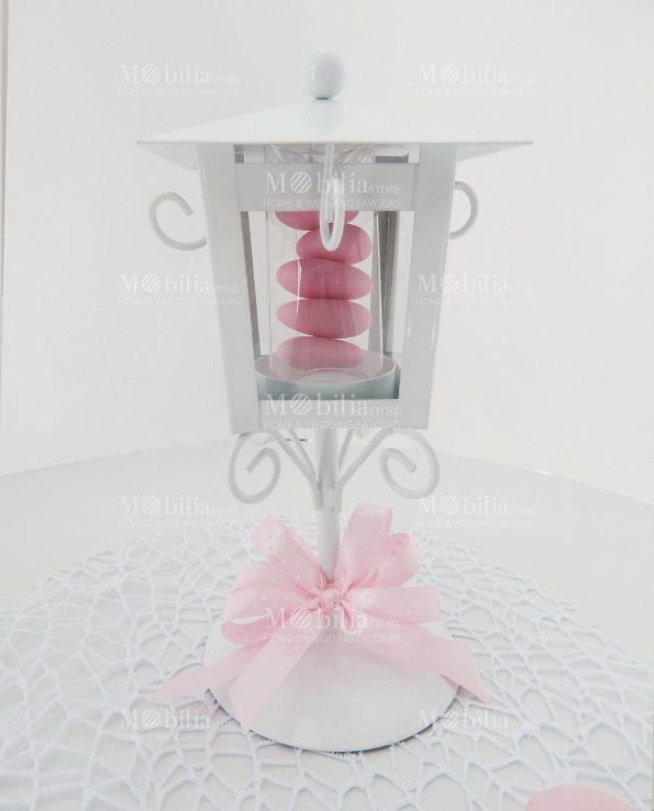 Lanterna Lampione Bomboniere Battesimo Bimba