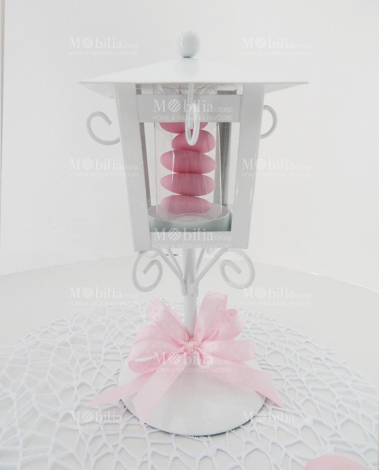 Top Lanterna lampione bomboniere battesimo bimba - Mobilia Store Home  ES84
