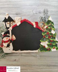 lavagna appendibile natalizia villa deste