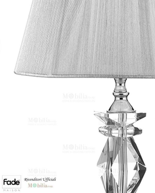 Lampade da tavolo cristallo Fade