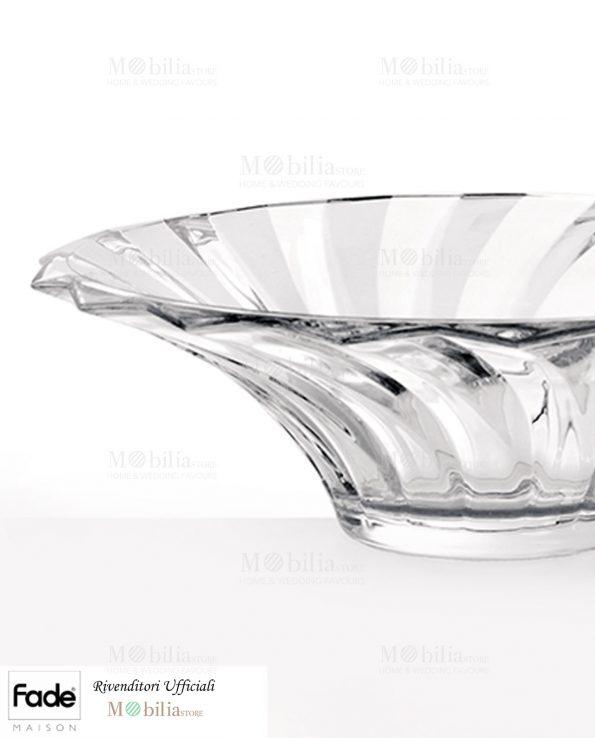 Vaso Coppa e Scatola cristallo