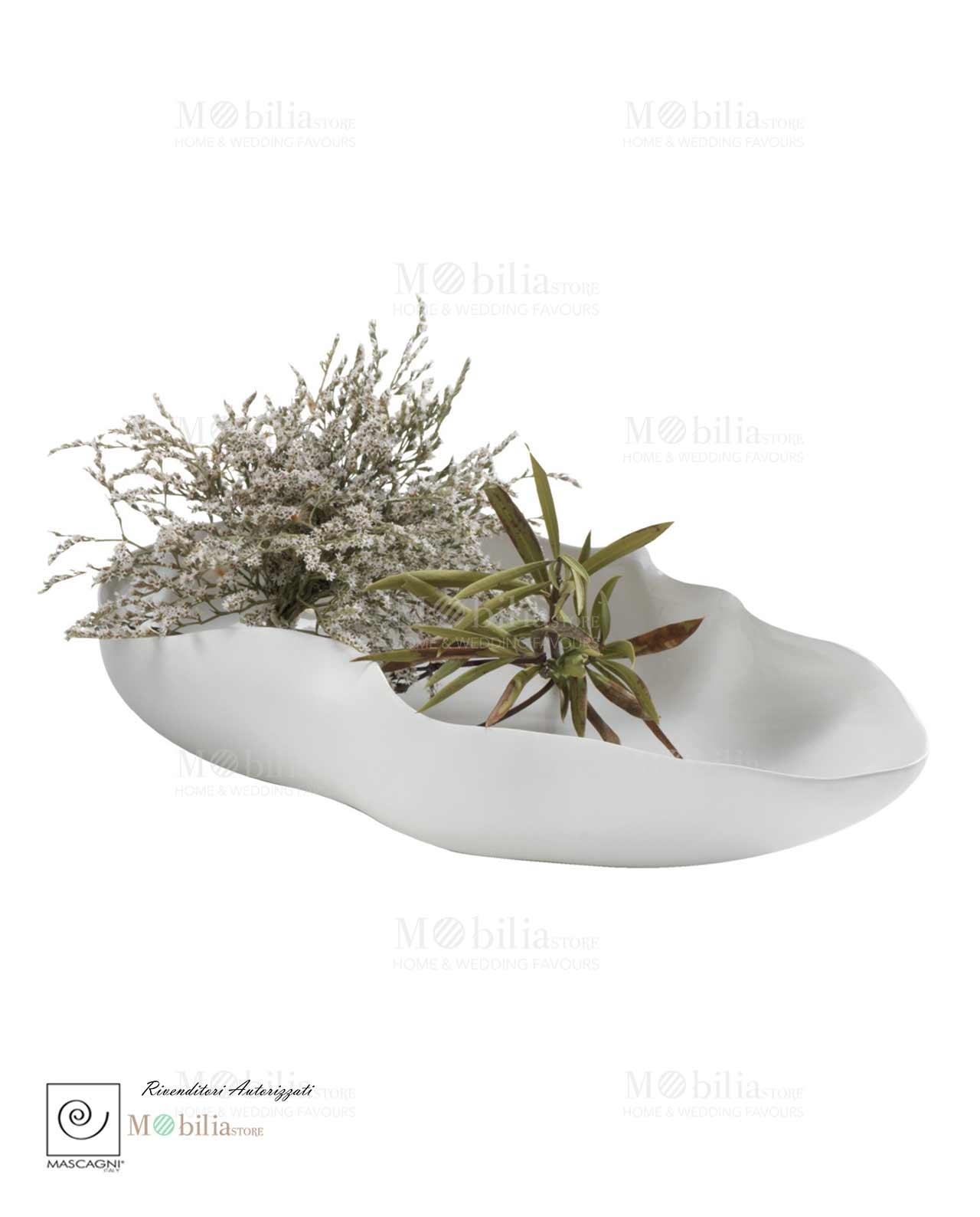 Centrotavola moderno in ceramica mobilia store home for Centrotavola design moderno