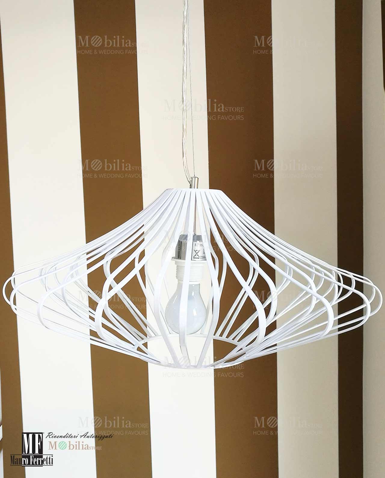 Lampadario Moderno Soffitto in sospensione - MobiliaStore
