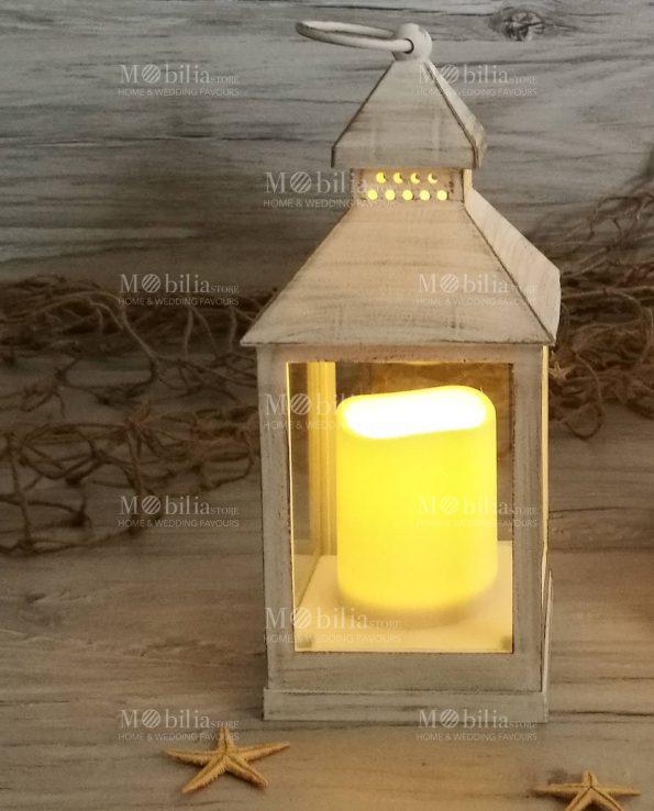 Lanterna Candela Led