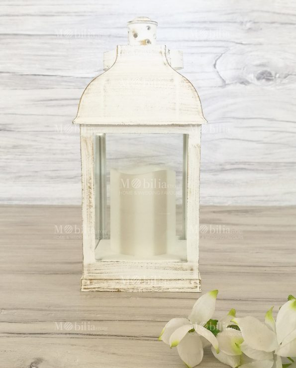 Lanterna Led Bianca