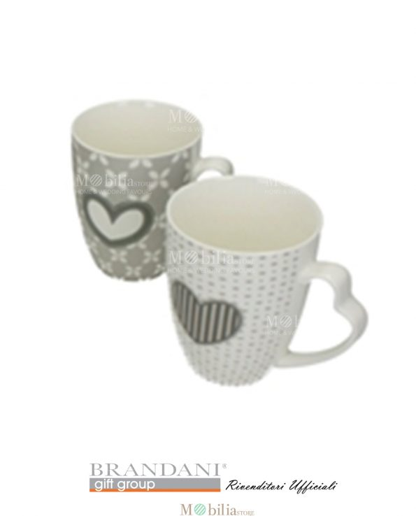 Mug Romantic Brandani