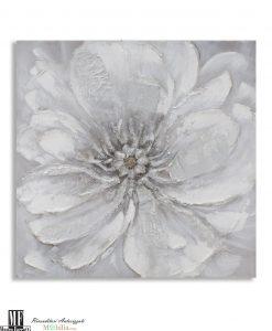 quadro mauro ferretti con foglie argento 0316450000
