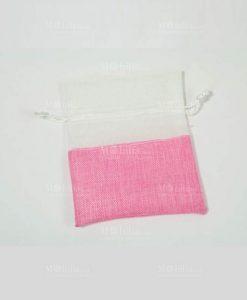 sacchetto juta e organza rosa min 595x738 1