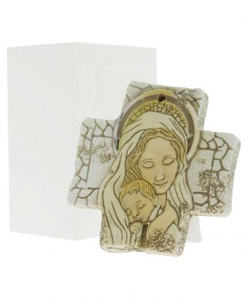 Bomboniere Comunione e Cresima Croce d'appoggio Maternità