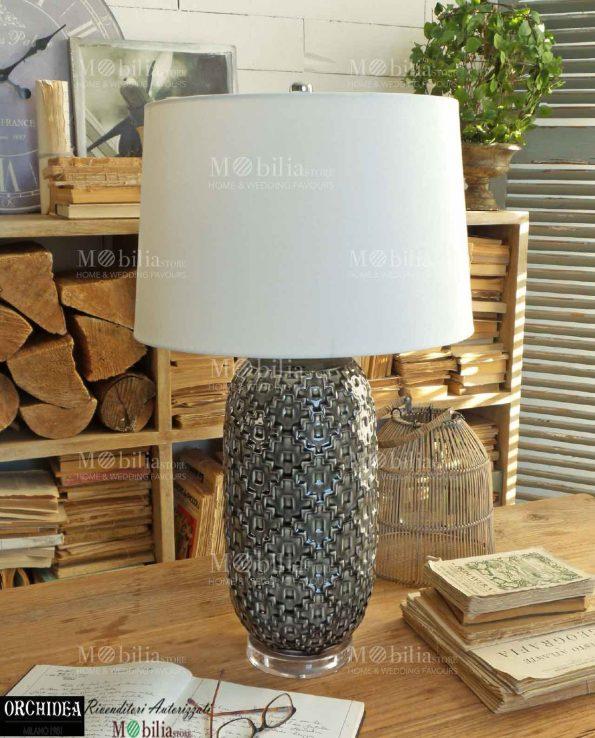 Lampada da Tavolo Moderna Decorata