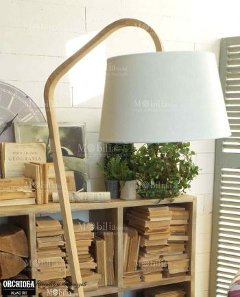 Lampade da tavolo porcellana brandani promozione online for Mobilia giardini naxos