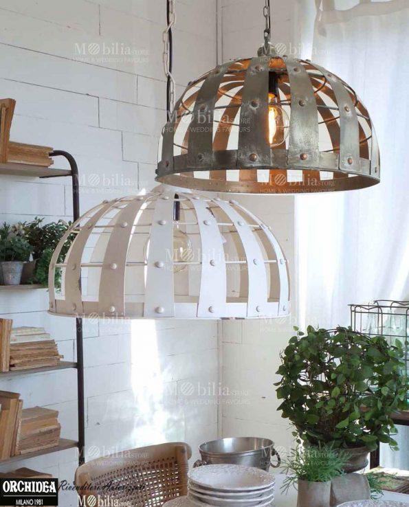 lampadario stile industriale : ... Shop / Idea Regalo / Casa / Lampadario sospensione stile industriale