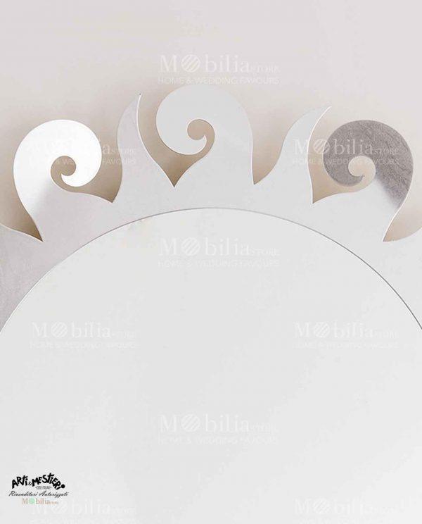 Specchio da parete Sole Arti e Mestieri