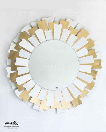 Specchio da parete multicolor Arti e Mestieri
