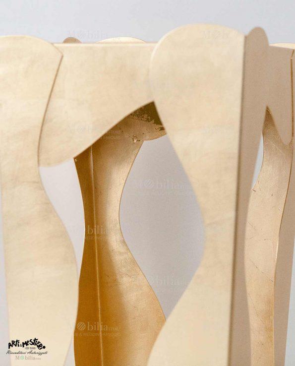 Tavolino Moderno alto Arti e Mestieri
