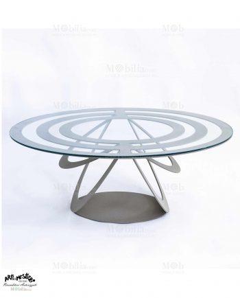 Tavolino Moderno ovale