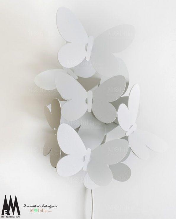 Applique moderna con farfalle Arti e Mestieri