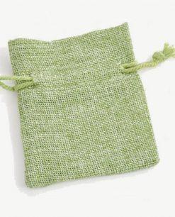 dettaglio sacchetto verde juta min 595x738
