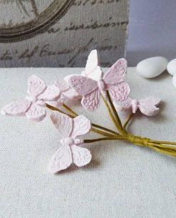 farfalle rosa