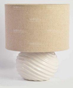 Lampada da Tavolo Moderna Ceramica rotonda