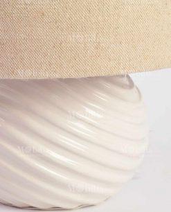 lampada da tavolo moderna in ceramica rotondo gallery2