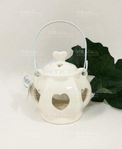 Bomboniere Matrimonio Lanterna Piccola Ceramica