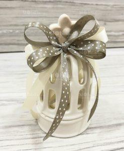 lanterna gabbietta confezionata per matrimonio
