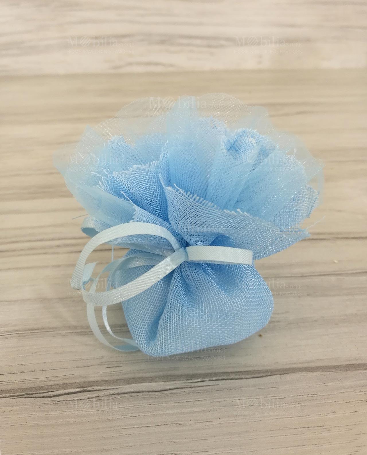 Bomboniere Matrimonio Telefono Azzurro : Sacchetti per confetti fai da te vr regardsdefemmes