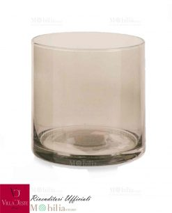 Bicchiere acqua CALA JONDAL villa d'este ambra