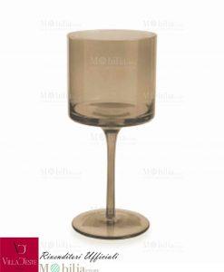 Calice vino CALA JONDAL villa d'este ambra