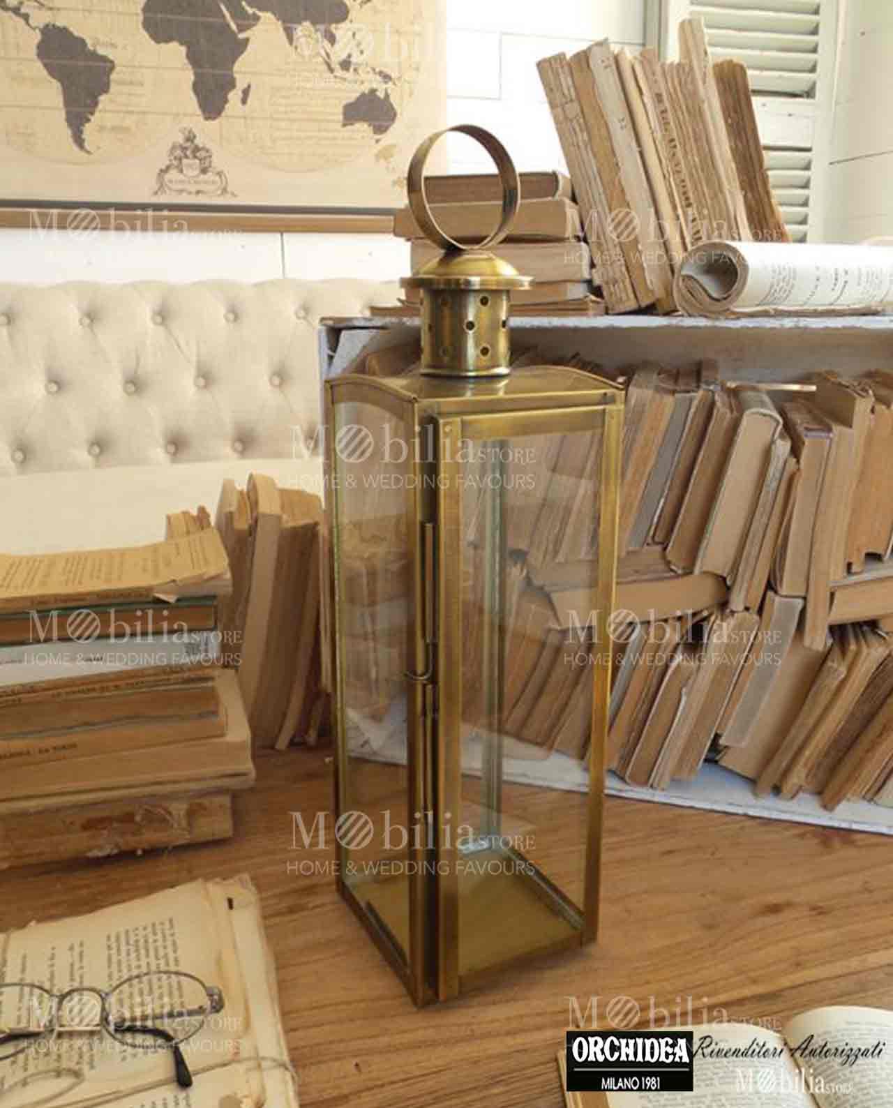 Lanterna alta collezzione orient express mobilia store for Mobilia store