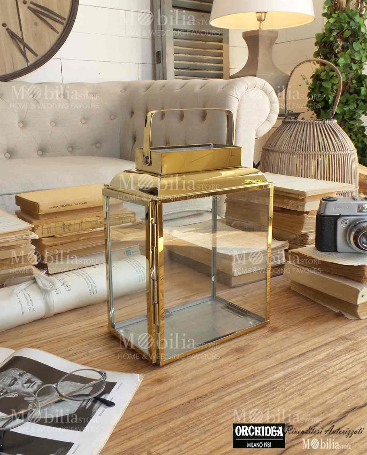 Rettangolare collezzione gold antique mobilia store home for Mobilia store