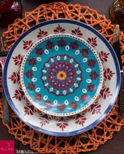 Servizio piatti porcellana shiraz villa d'este gallery3