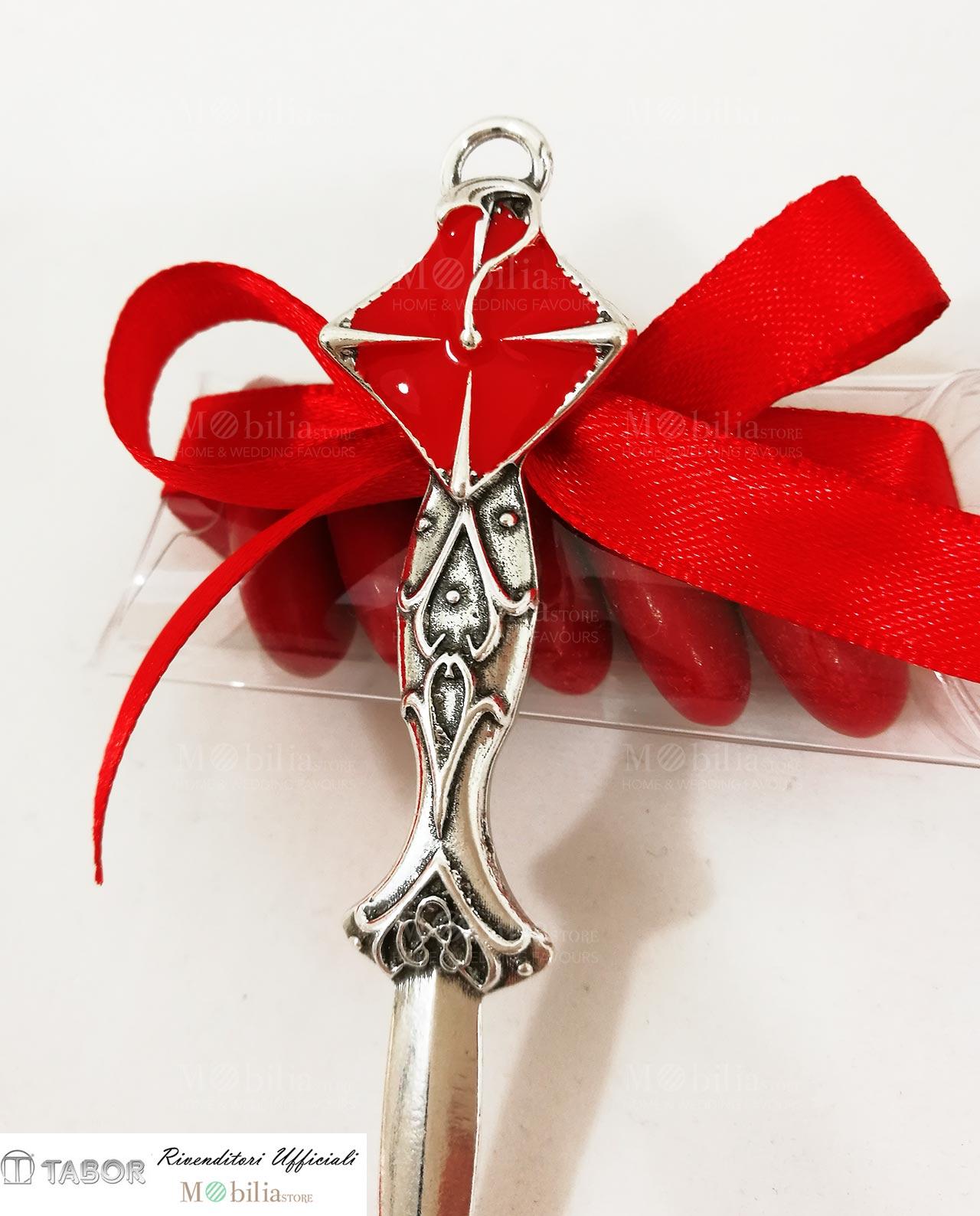 abbastanza Laurea Tagliacarte decorato con Tocco rosso GB08