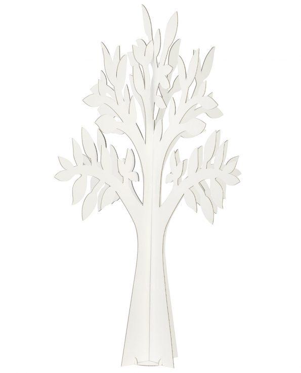 Tableau Mariage Albero della Vita Cartoncino Bianco