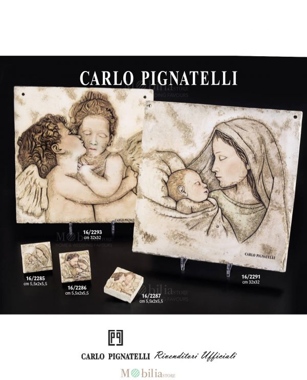 Bomboniere Icone Angeli Carlo Pignatelli