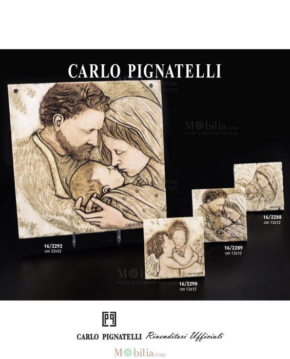 Bomboniere Icone Sacra Famiglia Carlo Pignatelli