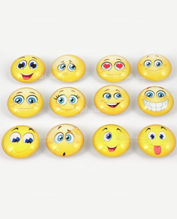 Faccine Smile Calamite Assortite Bomboniere Compleanno o Nascita