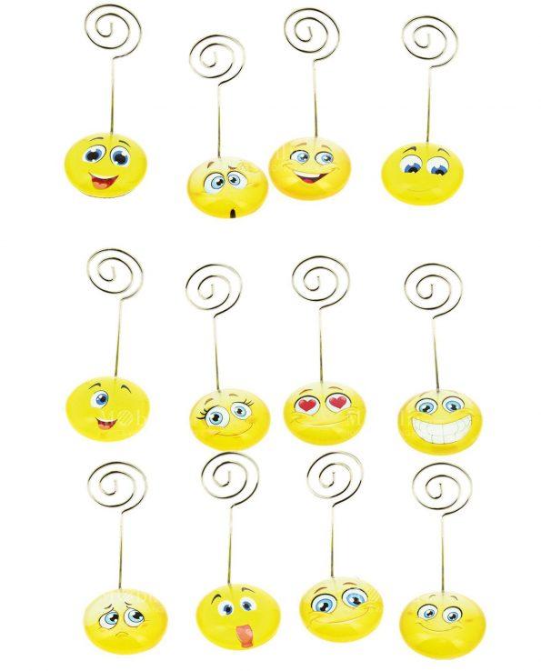 Smile Bomboniere Memoclip per Compleanno o Nascita