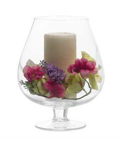 napoleone medio con fiori