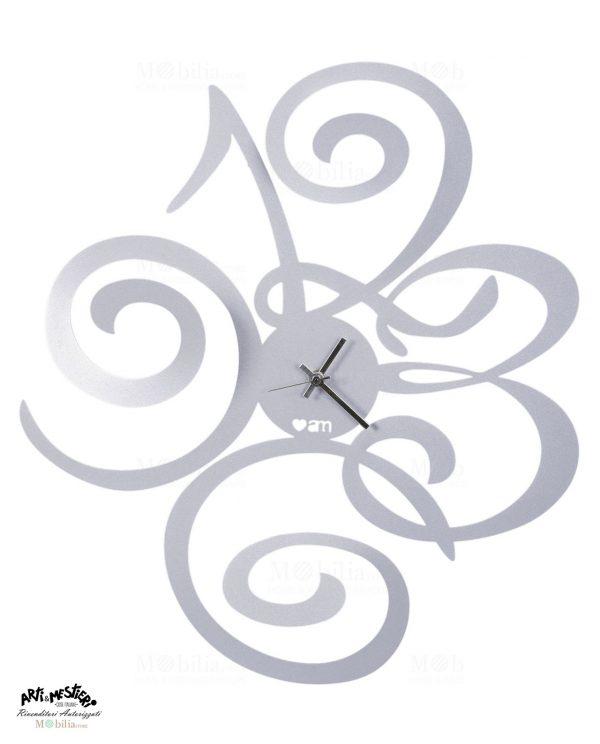 Orologio da Parete Design Love Filomena Arti e Mestieri