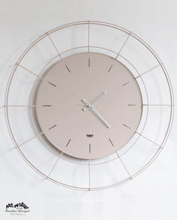 Orologio da Parete Moderno Nudo Grande Arti e Mestieri