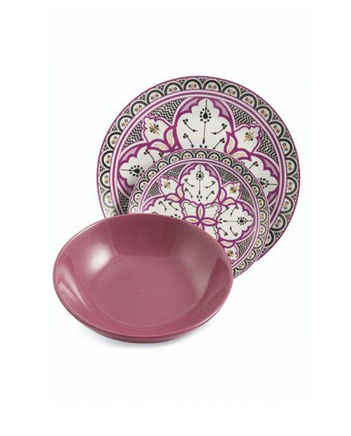 piatto marocco villa deste
