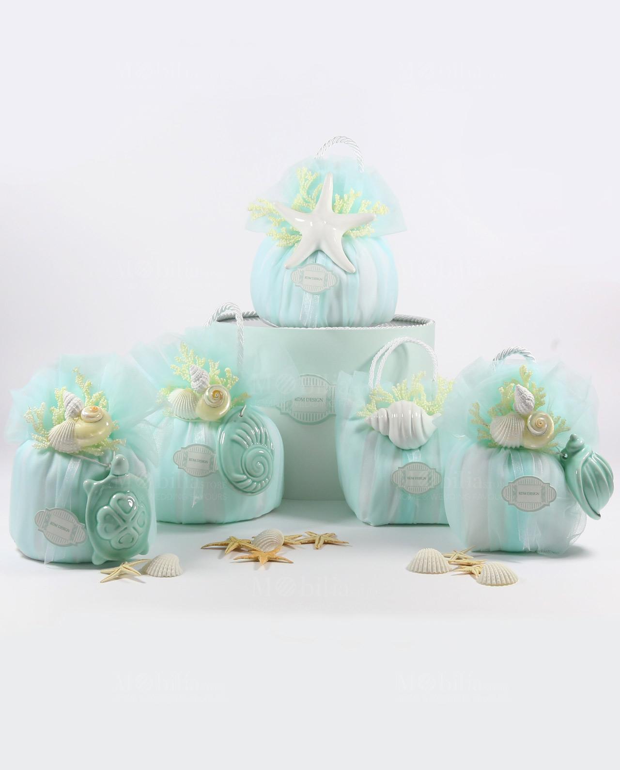 Moda bomboniere design matrimonio gi07 pineglen for Mobilia wedding