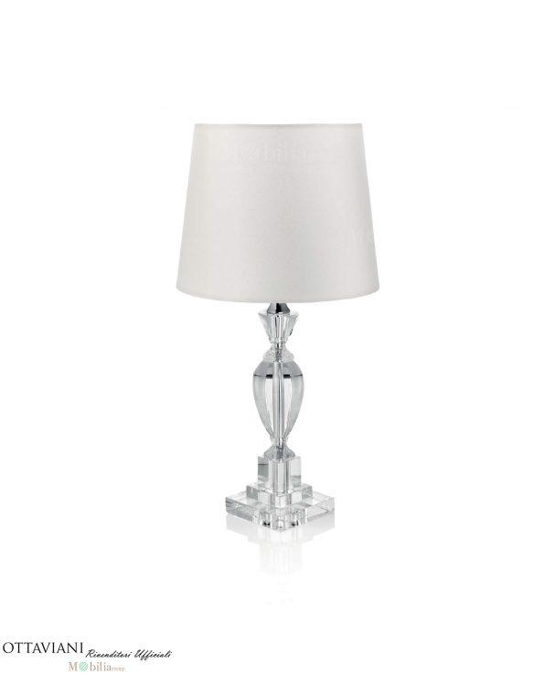 Lampada Cristallo Ottaviani da Tavolo modello Bella