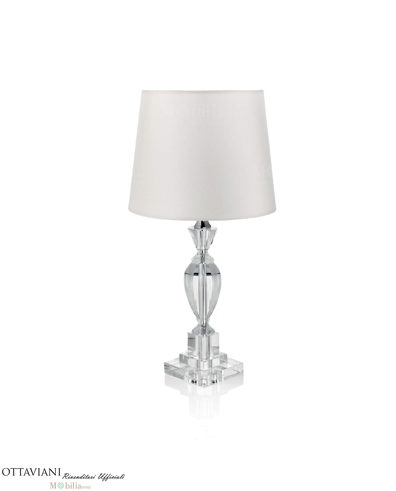 Lampada Da Tavolo Mod 559 : Lampada cristallo ottaviani da tavolo modello bella