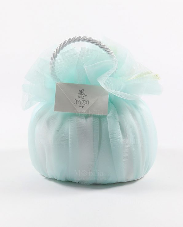 Sacchetti Matrimonio con confetti e Stella Marina Capodimonte Rdm