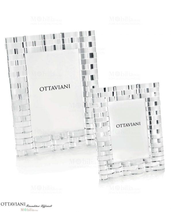 Cornici per foto cristallo ottaviani economiche e in for Cornici per foto in vetro